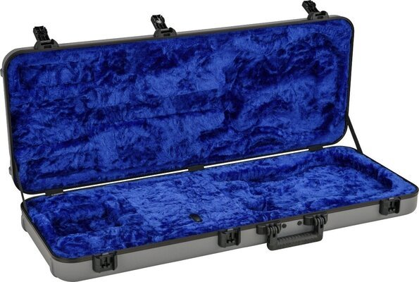 Fender Deluxe Molded Strat/Tele Case for Electric Guitar