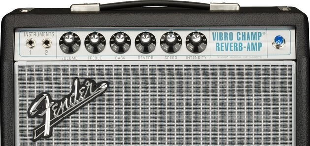 Fender 68 Custom Vibro Champ Reverb