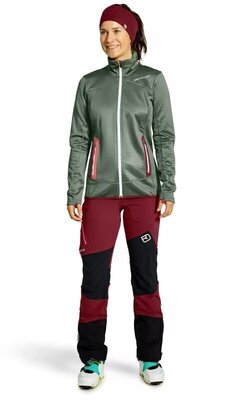 Ortovox Fleece Yellowstone Outdoor Jacket