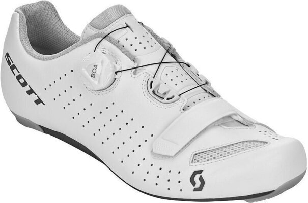 Scott Road Comp BOA White/Black 46