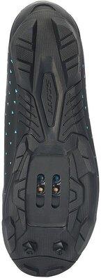 Scott MTB Comp BOA Lady Matt Black/Turquoise Blue 39