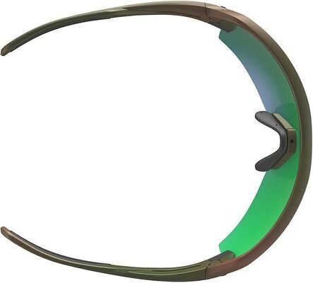 Scott Spur Komodo Green/Green Chrome