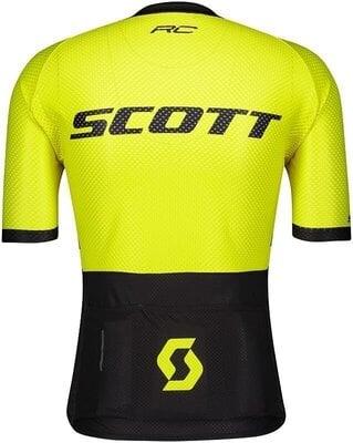 Scott Men's RC Premium Climber S/SL Black/Sulphur Yellow XL