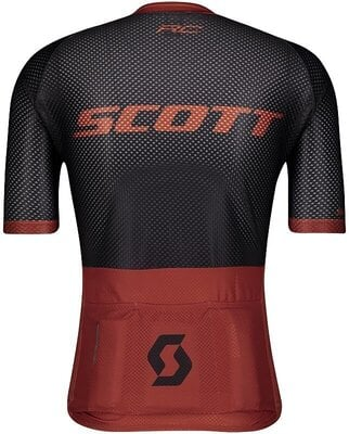 Scott Men's RC Premium Climber S/SL Rust Red/Black M