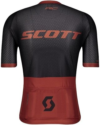 Scott Men's RC Premium Climber S/SL Rust Red/Black XXL