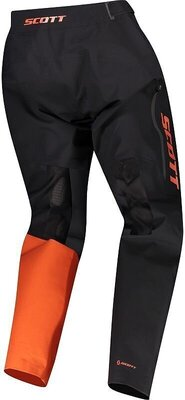 Scott Men's Trail Storm WP Black/Orange Pumpkin XL