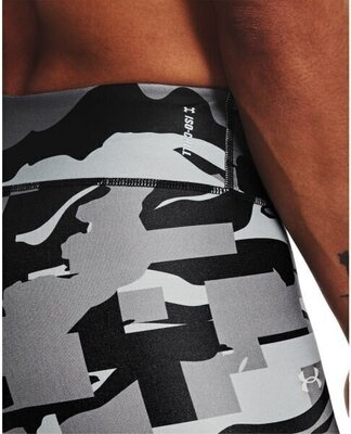 Under Armour Isochill Team Womens Shorts Black/White S