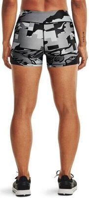 Under Armour Isochill Team Womens Shorts Black/White M