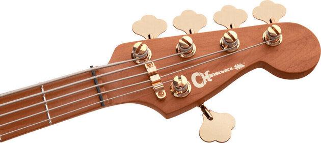 Charvel Pro-Mod San Dimas Bass JJ V MN Lambo Green Metallic