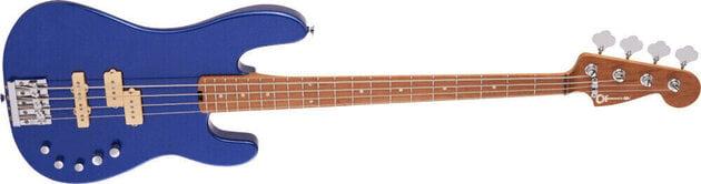 Charvel Pro-Mod San Dimas Bass PJ IV MN Mystic Blue
