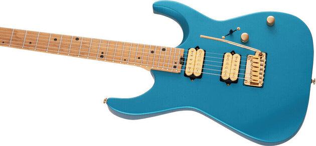 Charvel Angel Vivaldi Signature Pro-Mod DK24-6 Nova MN Lucerne Aqua Firemist