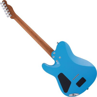 Charvel Pro-Mod So-Cal Style 2 24 HT HH Caramelized MN Robbin's Egg Blue
