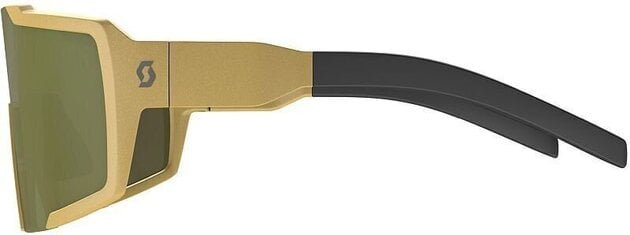 Scott Shield Gold/Bronze Chrome
