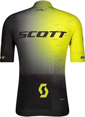 Scott Men's RC Pro S/SL Sulphur Yellow/Black L