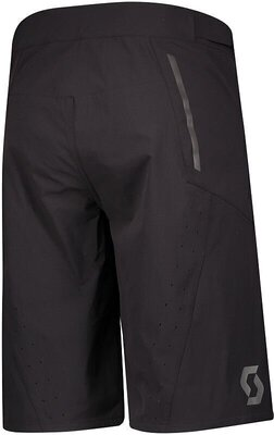 Scott Men's Endurance LS/Fit W/Pad Black XXL