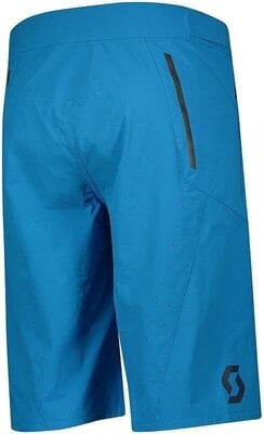 Scott Men's Endurance LS/Fit W/Pad Atlantic Blue S