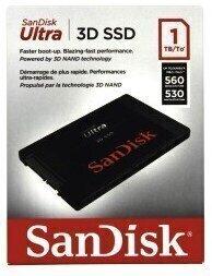SanDisk SSD Ultra 3D 1 TB SDSSDH3-1T00-G25