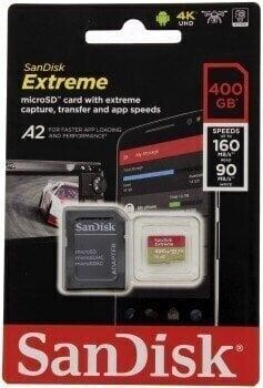 SanDisk Extreme microSDXC 400 GB SDSQXA1-400G-GN6MA