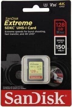 SanDisk Extreme SDXC 128 GB SDSDXV5-128G-GNCIN