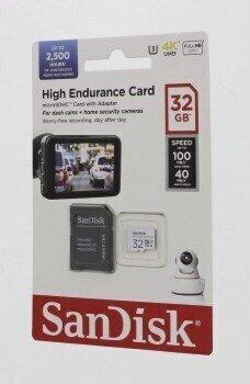 SanDisk High Endurance 32 GB SDSQQNR-032G-GN6IA