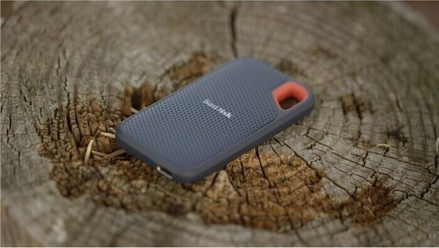 SanDisk SSD Extreme PRO Portable 500 GB SDSSDE80-500G-G25