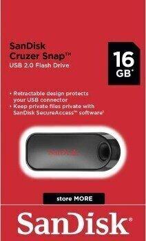 SanDisk Cruzer Snap 16 GB SDCZ62-016G-G35