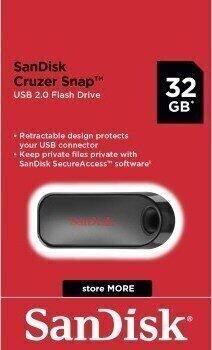 SanDisk Cruzer Snap 32 GB SDCZ62-032G-G35