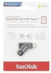 SanDisk Ultra Dual GO 32 GB SDDDC3-032G-G46