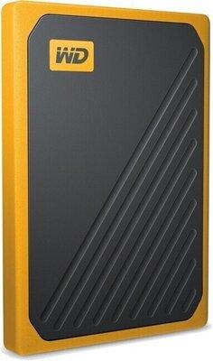 Western Digital My Passport Go SSD 500 GB WDBMCG5000AYT-WESN