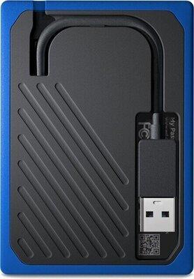 Western Digital My Passport Go SSD 1 TB WDBMCG0010BBT-WESN