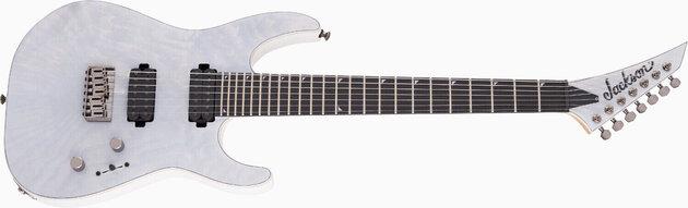 Jackson Pro Series Soloist SL7A MAH HT EB Unicorn White