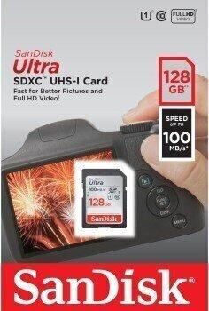 SanDisk Ultra SDxC UHS-I 128 GB SDSDUNR-128G-GN6IN