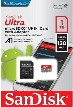 SanDisk Ultra microSDHC 1 TB SDSQUA4-1T00-GN6MA