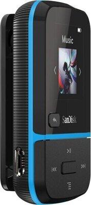 SanDisk MP3 Clip Sport GO 16 GB SDMX30-016G-G46B
