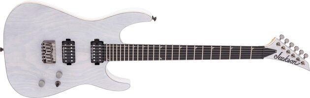 Jackson Pro Series Soloist SL2A MAH HT EB Unicorn White