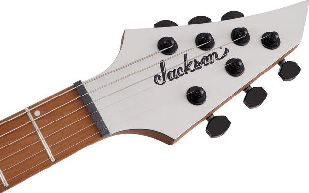 Jackson Pro Series Signature Misha Mansoor Juggernaut ET6 Caramelized MN Chalk Gray