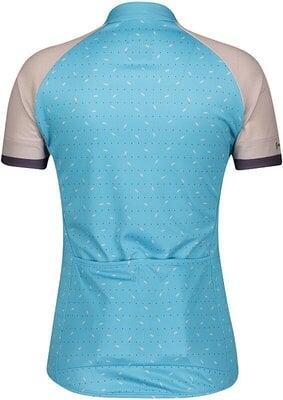 Scott Women's Endurance 30 S/SL Breeze Blue/Blush Pink S