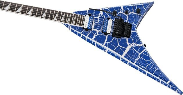 Jackson Pro Series Rhoads RR24 EB Lightning Crackle