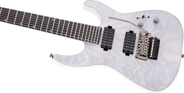 Jackson Pro Series Soloist SL7A MAH EB Unicorn White