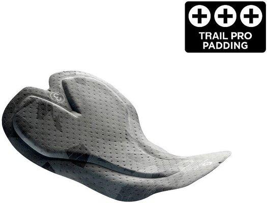Scott Women's Trail Contessa Signature W/Pad Black/Nitro Purple XL