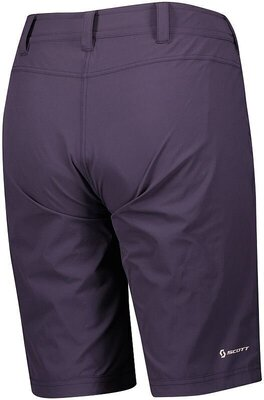 Scott Women's Trail Flow W/Pad Dark Purple XS