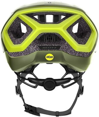 Scott Centric Plus (CE) Radium Yellow RC S