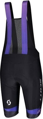 Scott Men's RC Supersonic Edt Black/Drift Purple XL