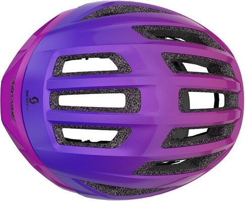 Scott Centric Plus Supersonic Edt (CE) Black/Drift Purple S