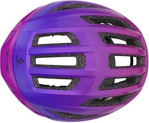 Scott Centric Plus Supersonic Edt (CE) Black/Drift Purple S