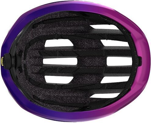 Scott Centric Plus Supersonic Edt (CE) Black/Drift Purple M