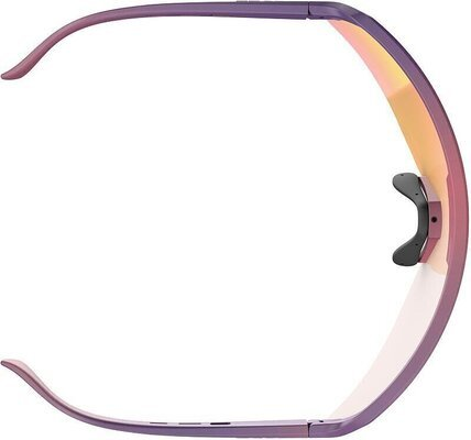 Scott Sport Shield Supersonic Edt Black/Drift Purple/Pink Chrome