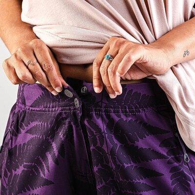 Scott Women's Trail Flow Pro Dark Purple XS