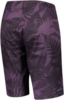 Scott Women's Trail Flow Pro Dark Purple L