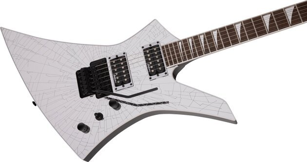 Jackson X Series Kelly KEXS IL Shattered Mirror